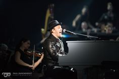 Gavin DeGraw @ Night of the Proms 2015 in Rotterdam Ahoy