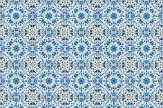 For a tile wallpaper that adapts very well to almost any type of room interior or any kind of furniture, the Blue & Orange Portuguese Tiles Wallpaper is an excellent choice for homeowners. The perfect mix of blue and orange tones is lively, robust, and relaxing at the same time. This will be a fantastic...  Read more »