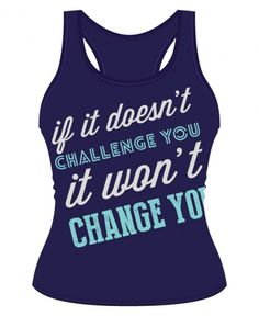 Crossfit Embracefit.com If it doesn't challenge you it won't change you