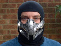 Unique Half-Face Masks by Hidden Assassins
