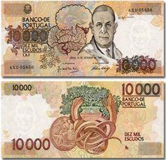 Money Notes, Coin Worth, Rare Coins, Coin Collecting, Nostalgia, Memories, History, World, Azores