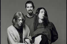 Photographer Michael Lavine tells us what it was like shooting the band from their earliest years right up to Kurt Cobain's death