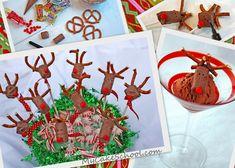 Reindeer Candy Bars & Cuteness