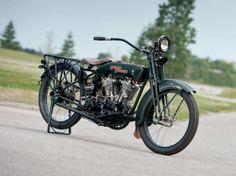 1922 Harley-Davidson JD - Airows