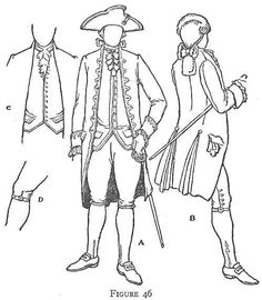 Colonial Clothing - Revolution and the New Republic Historical Art, Historical Clothing, Hamilton Costume, 18th Century Costume, Colonial America, Period Outfit, American Revolution, Fashion Plates, Costume Design