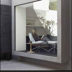 Great Dane Furniture - beautiful side table!