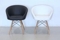 ツートンカラーチェア(ブラック)(オフィスチェア)【HOME'S Style Market】 家具・インテリアの通販(商品コード:sm-007-00016-black)