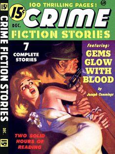 Crime Fiction Stories   pulp