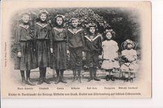 Children of Wilhelm Karl, Duke of Urach, Count of Württemberg.