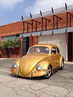 VW beetle oval Cal-Look