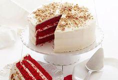 Red Velvet Pasta Tarifi