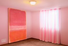 Maurizio Cattelan, Great Art in Ugly Rooms: Mark Rothko (redo)