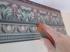 remove wallpaper borders how to remove wallpaper and