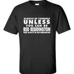 Red Reddington T Shirt The Blacklist James Spader T-Shirt Funny Humor 5 COLORS #Varies #GraphicTee