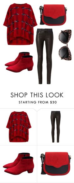 """Untitled #7"" by semir-cosic ❤ liked on Polyvore featuring Boutique Moschino, rag & bone and STELLA McCARTNEY"