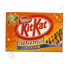 Kit Kat -- Caramel Flavor