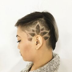 10 Undercut Tattoos You *Need* to Try ASAP via Brit + Co
