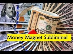 Money Magnet Subliminal - Subliminal Audio Messages - YouTube