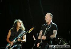 REYNAZUL TU RADIO AMIGA... Y VIVA POR SIEMPRE...: Metallica se presenta en La Plata con plazas hotel...
