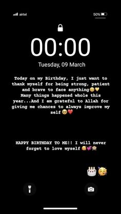 Happy Birthday Best Friend Quotes, Happy Birthday Quotes For Friends, Happy Birthday Posters, Birthday Girl Quotes, Cute Quotes For Life, Wish Quotes, Good Thoughts Quotes, Reality Quotes, Mood Quotes