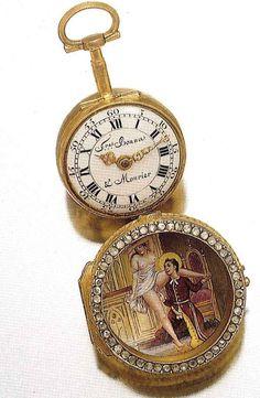 Clocks & Vintage Time Pieces : Freres Bonna & Mourier, (Geneva), circa 1780 -Read More – - #Clocks