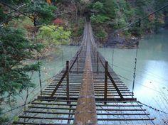 夢の吊橋 「死ぬまでに一度は渡りたい世界の徒歩吊り橋 10」 トリップアドバイザー