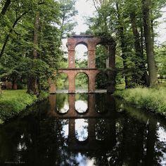 Arkadia Nieborow garden