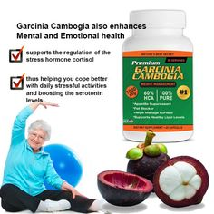 The many advantages of Garcinia Cambogia, includes mood stabilizer.