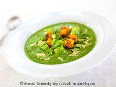 Caesar Salad Soup