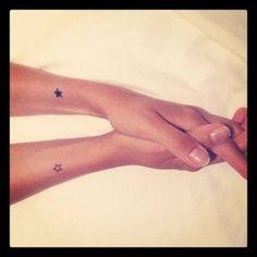 20 Mejores Imágenes De Tatuajes De Estrellas Star Tattoos Tattoo