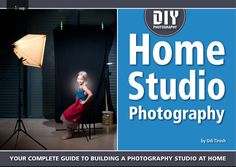 Book Review: DIY Photography's Home Studio Photography