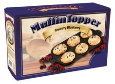 Sante Muffin Topper with Blueberry Muffin Mix => Discover this special product, click the image : bakeware