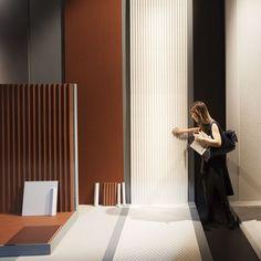 Stand da Mutina no Salão Internacional do Banho. Confira  http://ift.tt/23EJiWO #interarqmilao #architecture #building #mutina #internationalbathroomexhibition #arquitetura #architexture #decoracao #design #mobiliario #milao #mobile #moveis #art #salonedelmobile #architecturelovers #milan #inspiration #instagood #beautiful #archilovers #idea #style #milano #rhofiera #isaloni2016 #milao2016 #milandesignweek2016 #salonedelmobile #milan Photo @diegoravier by revistainterarq
