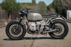 A rusty old BMW R 100? This custom from Spain's Cafe Racer Dreams workshop is not quite what it seems.
