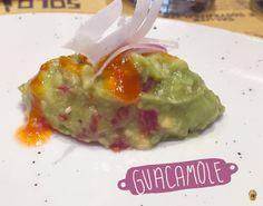 Guacamole di Solo Crudo, Roma.  #rawfood #veganfood #food