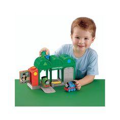 Zabawki z serii tomek i przyjaciele jest przeważnie marzeniem każdego dziecka widzącego tą serię. Wiele zabawy i szczęścia