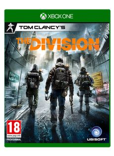 Tom Clancy's The Division Xbox One..... I neeeeeeed this game!!!!!! It looks so amazing and just woah! The story looks so unique and I just need it!!!! Can't wait till it comes out next year. I'm seriously considering getting an Xbox one again just for this game!