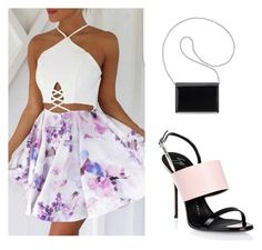"""Sin título #165"" by sabrina-martinez-soto on Polyvore featuring moda, Giuseppe Zanotti y Nine West"