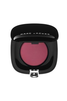 Marc Jacobs Beauty: SHAMELESS - Bold Blush in Rebellious Magenta.  Available in 9 original shades.  #MarcTheMoment
