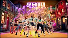 SNSD I got a boy dance teaser
