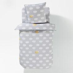 Image Child's Cloudly Cotton Percale Duvet Cover La Redoute Interieurs