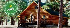 mountain meadow ranch lodging log cabin