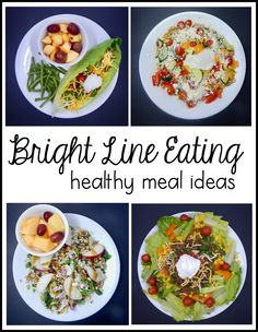 Are you trying to plan your Bright Line Eating meals? These Bright Line Eating recipes will make it so simple!