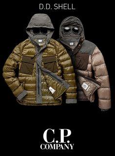 C.P. Company D.D Shell Jacket