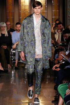 No. 21 Spring-Summer 2015 Men's Collection