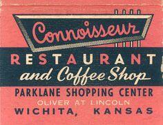 Connoisseur Restaurant & Coffee Shop · Wichita, Kansas