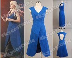 Aliexpress.com: Comprar Venta caliente del juego de tronos Daenerys Targaryen madre de dragones vestido disfraces Cosplay traje adulto para Halloween de adulto disfraz de animal fiable proveedores en Touch sa's store