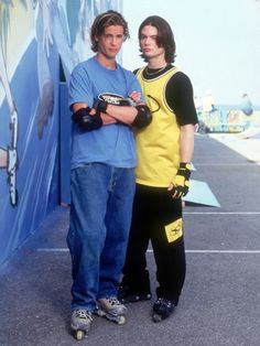 "Brink - including both hotties from ""Escape to Witch Mountain."""