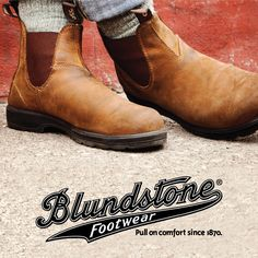 Blundstone - good boots go a long way Biker Wear, Blundstone Boots, Gentleman Shoes, Shiny Shoes, Red Wing Shoes, Cool Boots, My Guy, Cute Shoes, Fitness Fashion