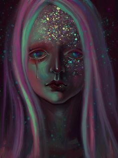 glittertomb:  Chemicals by GeorgiaTh